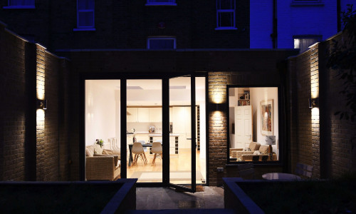 House extension in Streatham, SW16